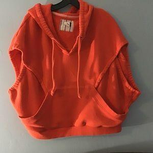 Anthropologie Sweatshirt Size L